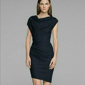 Dresses & Skirts - NWOT HELMUT LANG Sonar Wool Dress
